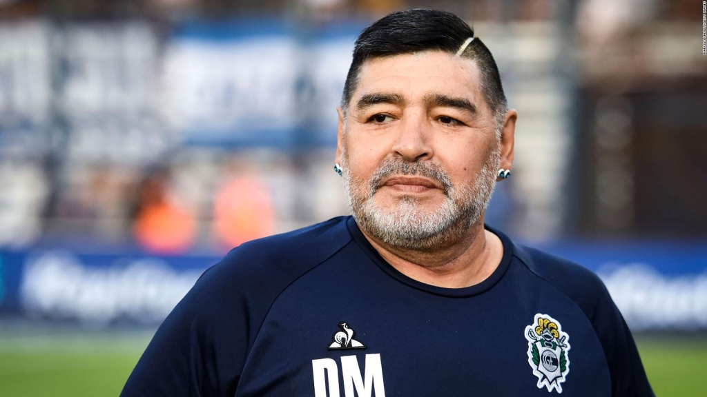 They investigate 7 people for the death of Maradona