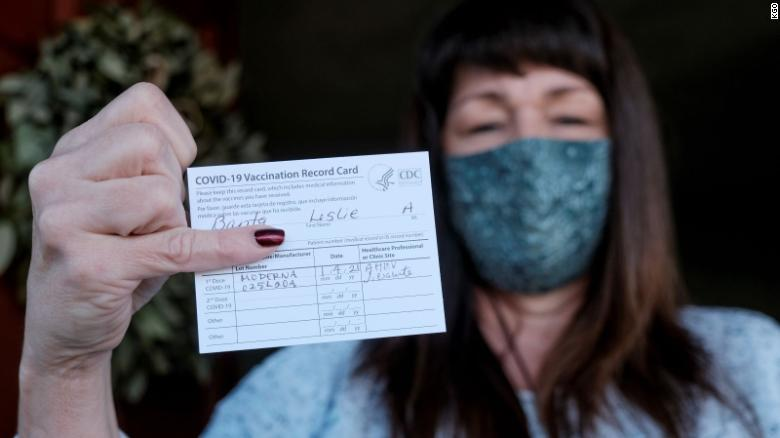 Tarjeta vacunación