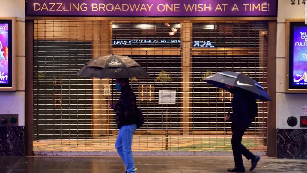 Broadway reabrirá en septiembre a máxima capacidad