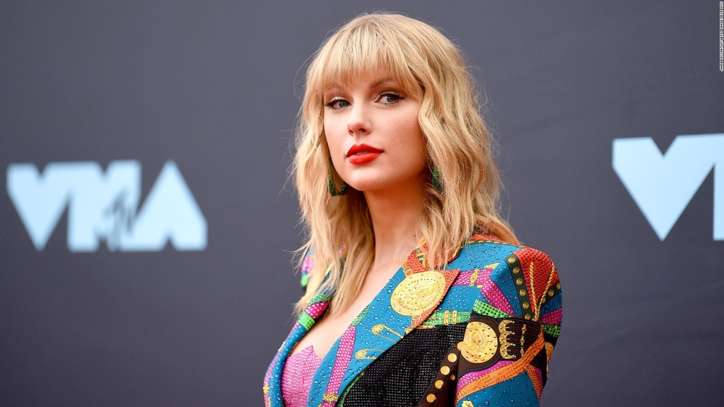 "Taylor Swift recevra le prix ""Icône globale"""