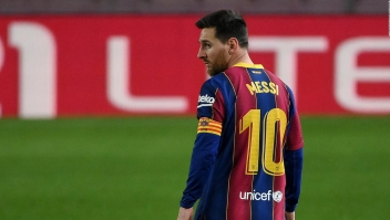 Messi sería investigado por romper protocolos de sanidad
