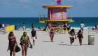EE.UU: comenzó la primera ola de calor del año