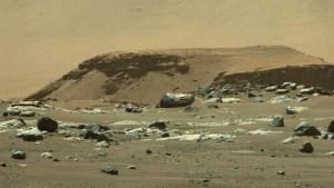 Tour virtual por Marte: así se ve en 360 grados