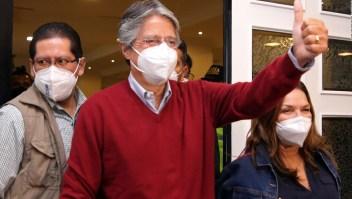 Lasso se prepara para asumir la Presidencia de Ecuador
