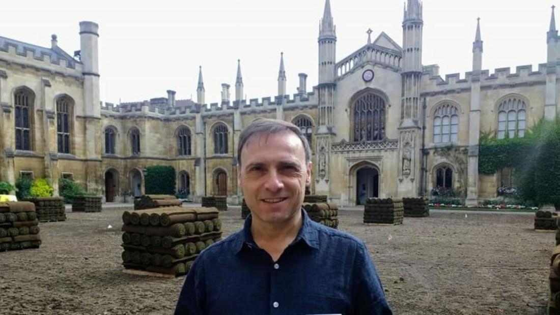 De la pobreza a Oxford: la historia de Esteban Cichello