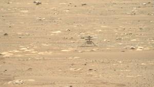 Esta es la nueva misión del Ingenuity en Marte