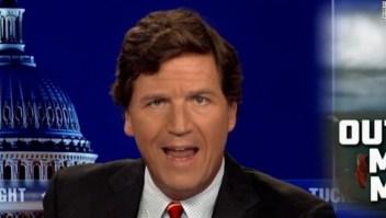 Tucker Carlson, en Fox News