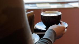 café tarde
