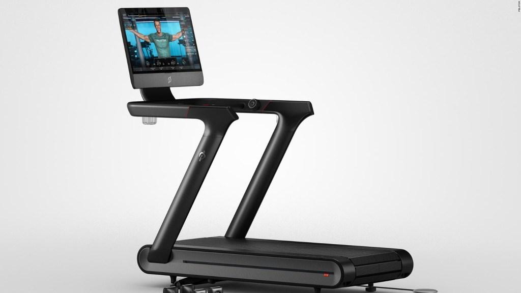 Peloton retira máquinas de ejercicio del mercado