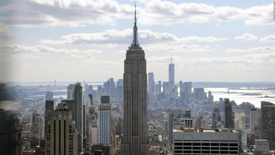 Nueva York celebra el aniversario 90 del Empire State