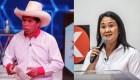 Pedro Castillo no asistió a debate con Fujimori