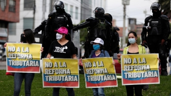 Fernando Losada: Colombia necesita una reforma fiscal