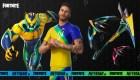 Neymar Jr. y su novedosa colaboración con Fortnite