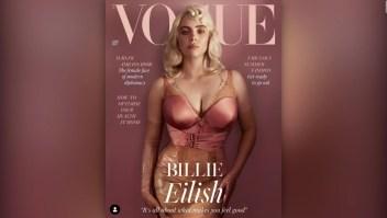 Mira el nuevo look de Billie Eilish