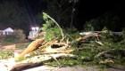 Varios tornados azotan ciudades en Mississippi