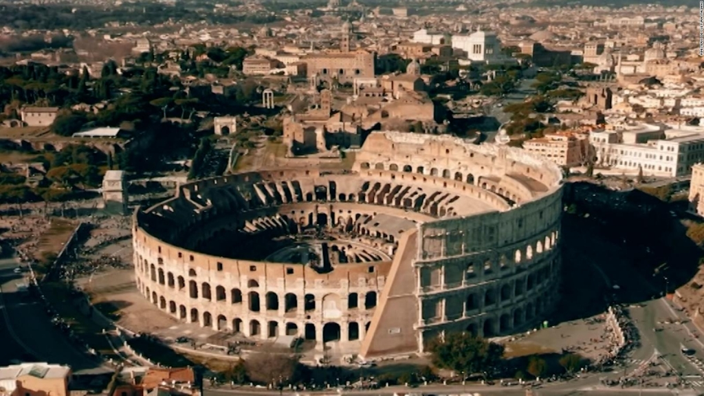 Coliseo romano tendrá un piso nuevo