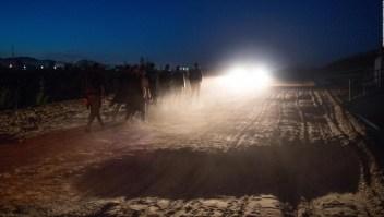 EE.UU: no cede la crisis migratoria en la frontera sur
