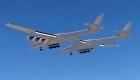 Mira segundo vuelo de prueba de avión más grande del mundo