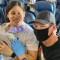 Bebé nace en mitad de un vuelo con destino a Hawai