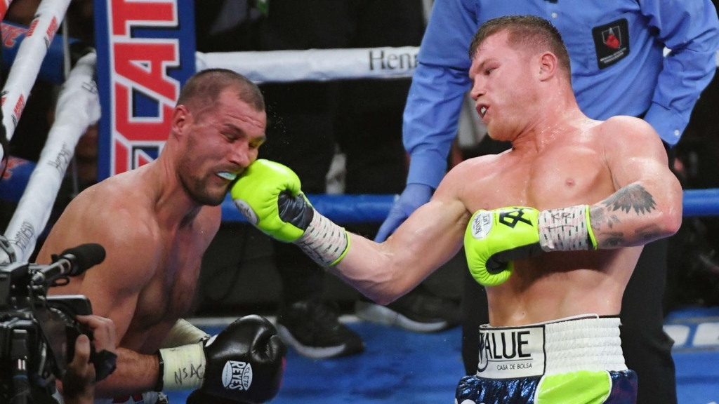 The most iconic fights in Canelo Álvarez's career