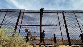 Operación tráfico de personas frontera Estados Unidos México