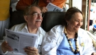 Mercedes, el eterno amor e inspiración de García Márquez