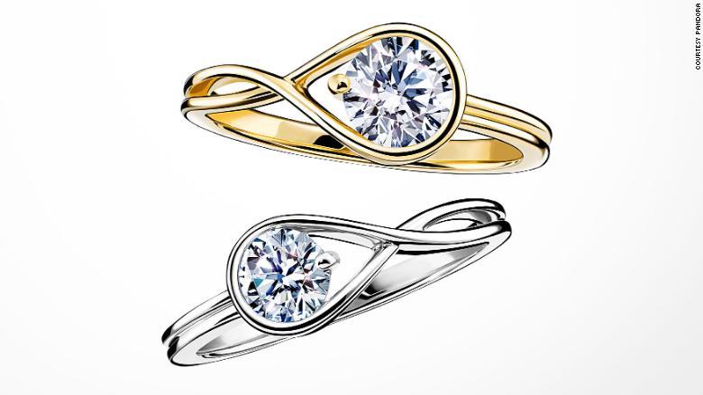 diamantes Pandora