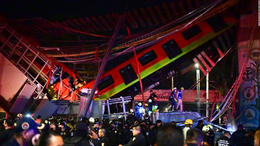 Las posibles causas del accidente en México