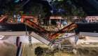 Así fue el colapso de un tramo elevado del metro en CDMX