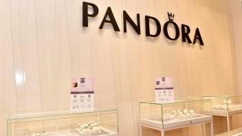 Pandora deja de usar diamantes extraídos
