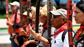 El fallo debe ser cumplido por el Estado en su totalidad, afirma Italia Méndez sobre el caso Atenco