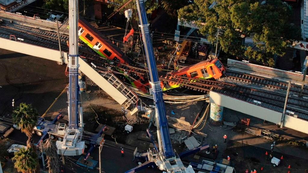 Ingeniero: Estructura de metro de México debe durar 50 años