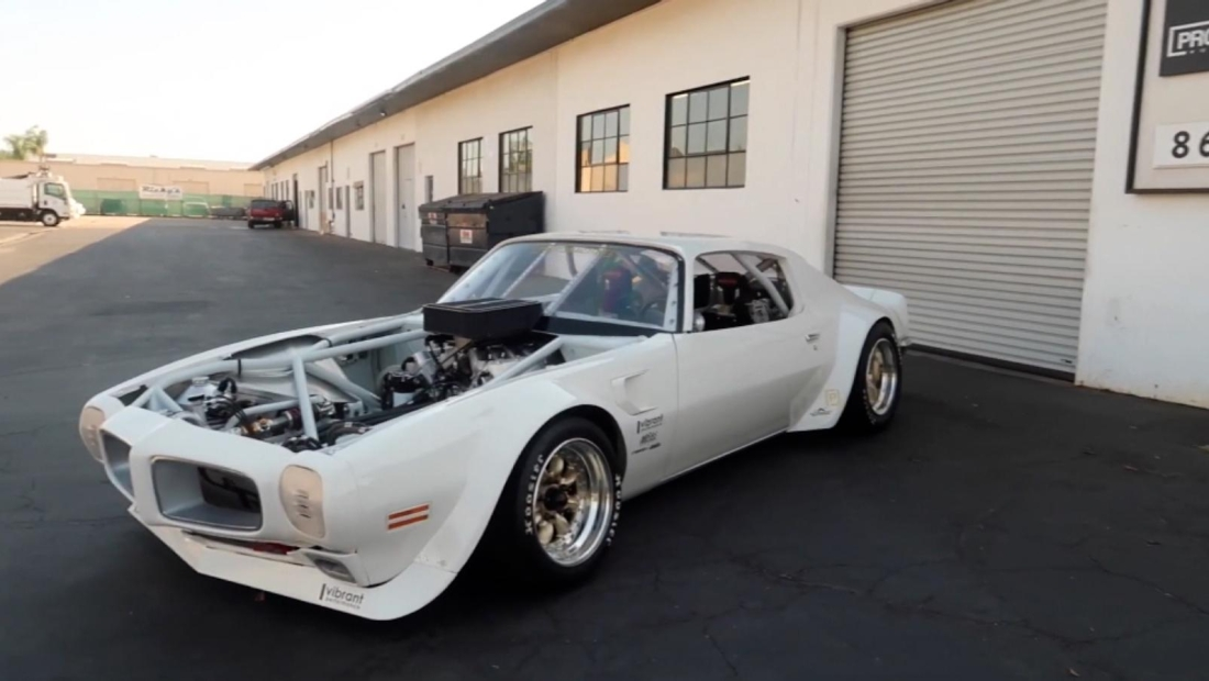 Gana concurso de Hot Wheels con un Pontiac de 1970