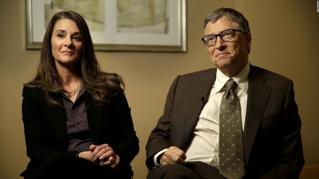 Abogados de Bill y Melinda Gates llevaron divorcio de Bezos