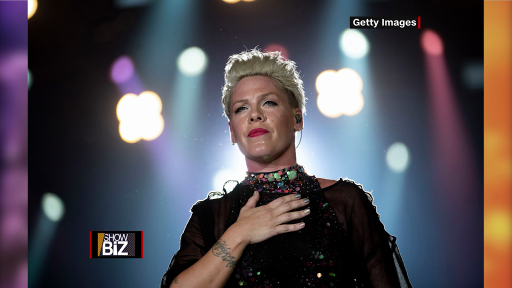 Pink reveals what her fight against covid-19 was like