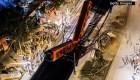 Trabajador del metro: Era evidente el daño estructural