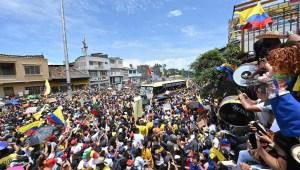 ¿Por qué hay protestas masivas en Colombia?