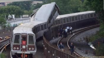 Las imágenes de grandes tragedias en metros en la historia