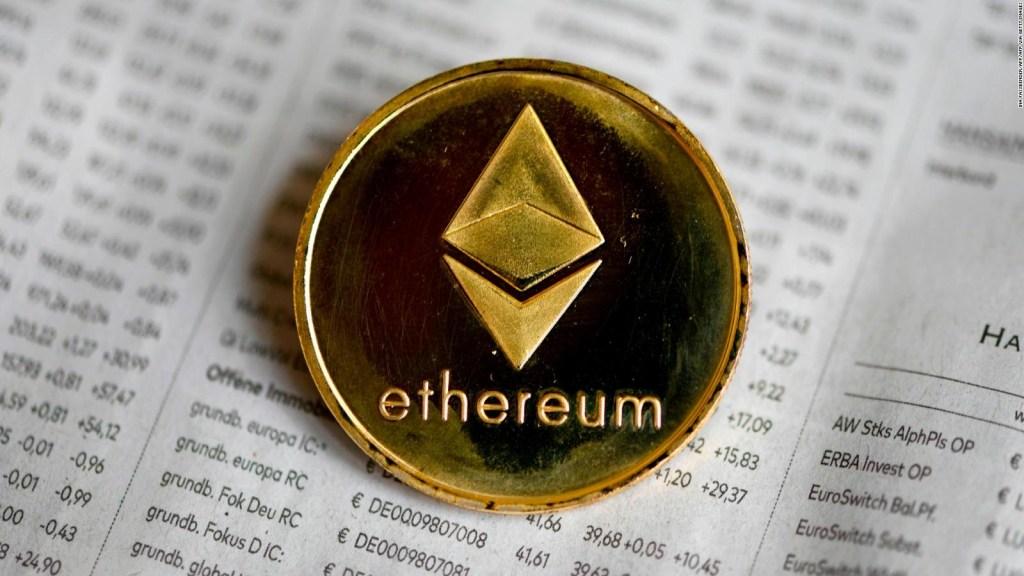 Ethereum, la criptomoneda que creció más que bitcoin