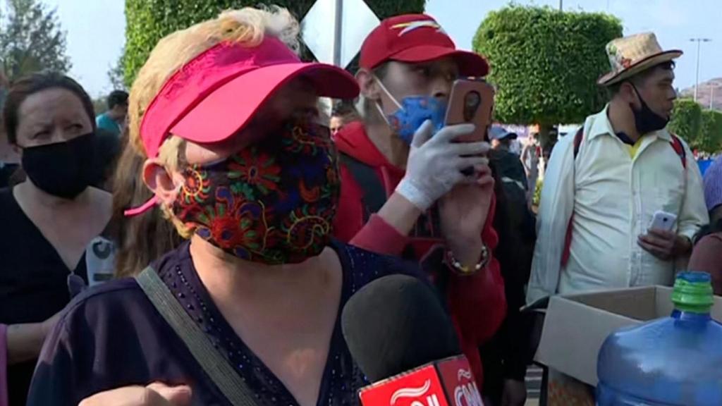Residentes dicen que metro de México ya tenía problemas