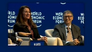 El divorcio de Bill y Melinda Gates es seguido en China