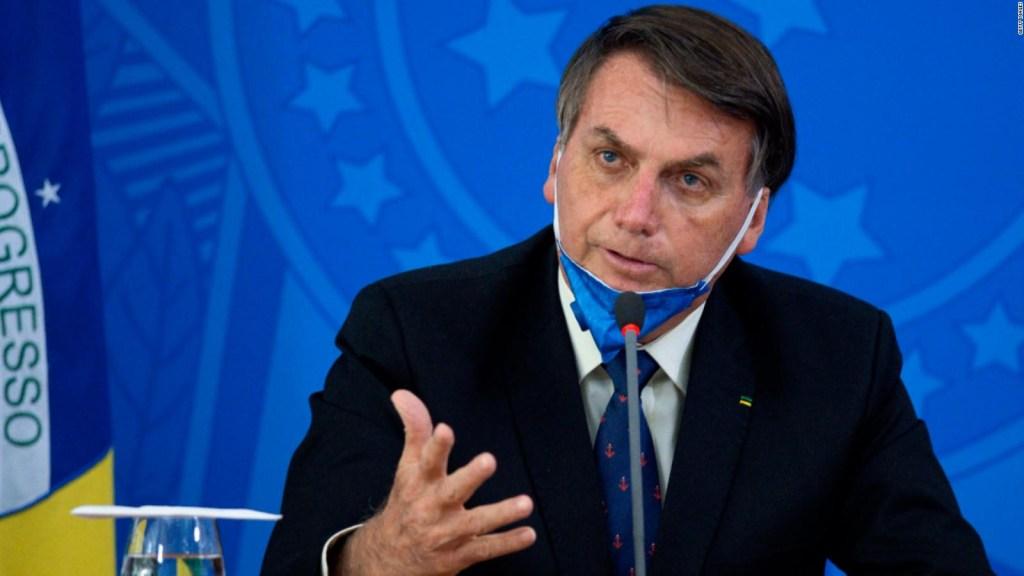 Investigan el manejo de la pandemia en Brasil