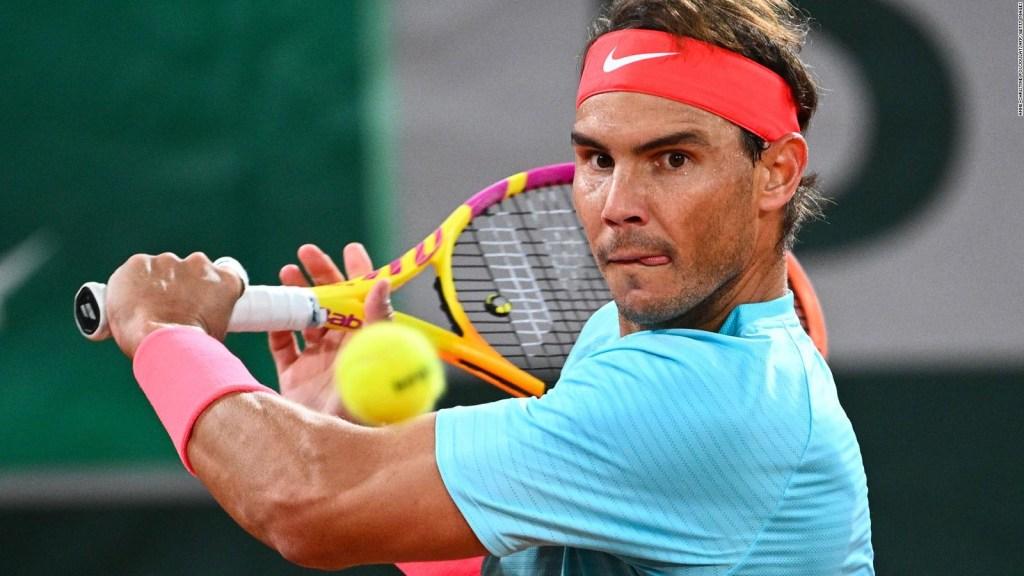 Nadal, a confirmar su dominio en Roland Garros