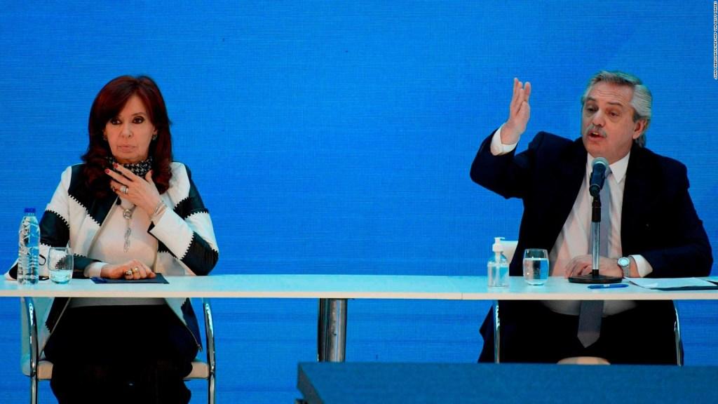 Gobierno argentino critica fallo de la Corte Suprema