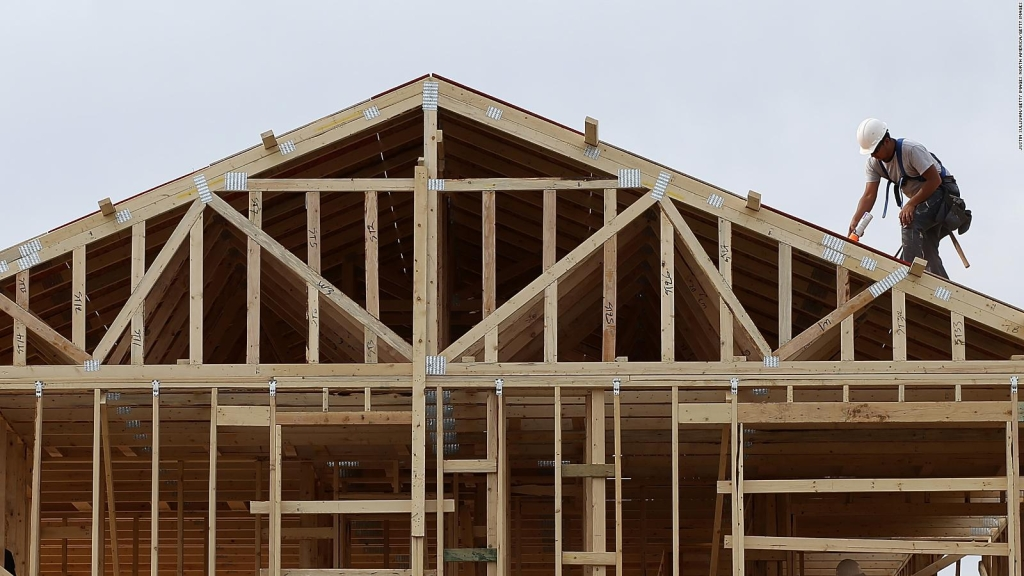 EE.UU.: las casas nuevas encarecen por escasez de madera