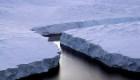 El derretimiento en la Antártida genera preocupación