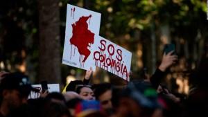 Reportan al menos 87 desapariciones tras marchas
