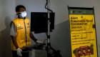 Reutilizan pruebas de covid-19 en Indonesia