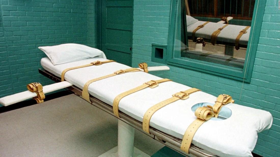 Avanza ejecución por fusilamiento en Carolina del Sur