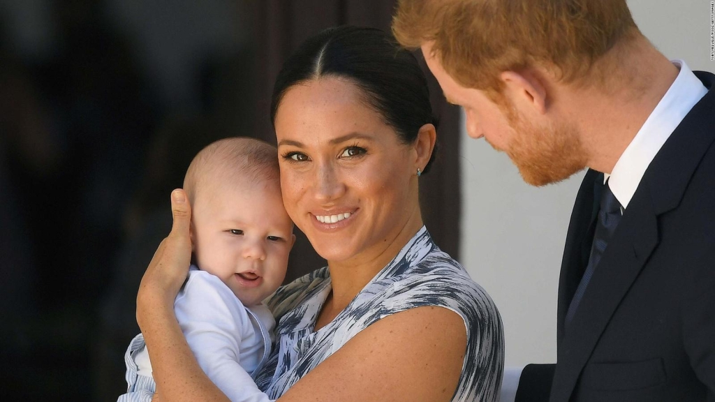 Archie, hijo de los duques de Sussex, cumple 2 años